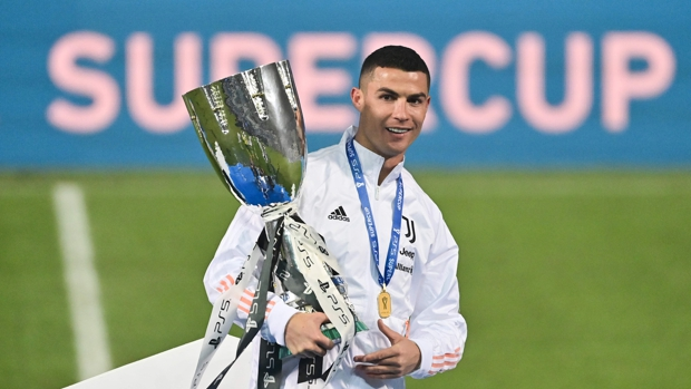 A historic Cristiano guides Juventus to their ninth Italian Super Cup
