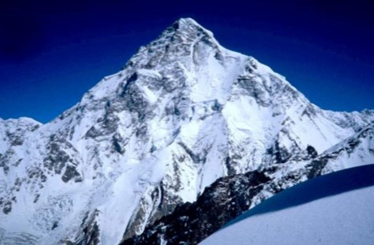 Glory and tragedy in K2, the wild mountain