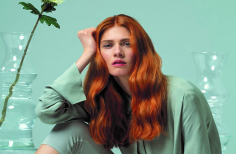 Copper and other hair colors that triumph in this 2021