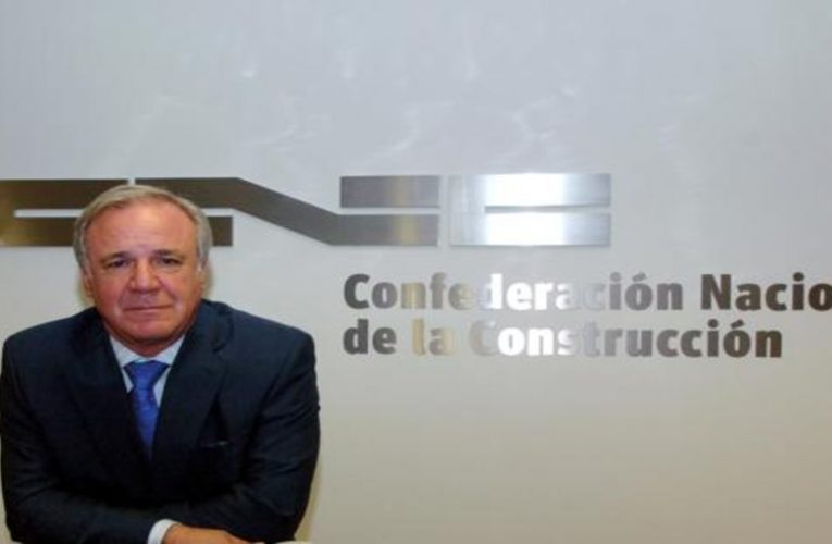Juan Lazcano leaves the presidency of the construction employer after 20 years in office