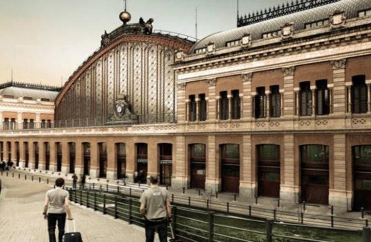 A Spanish train station among the 50 best in Europe