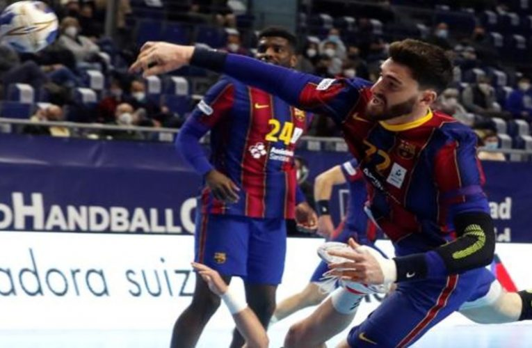 Ademar León and Barcelona meet in the final of the Copa del Rey