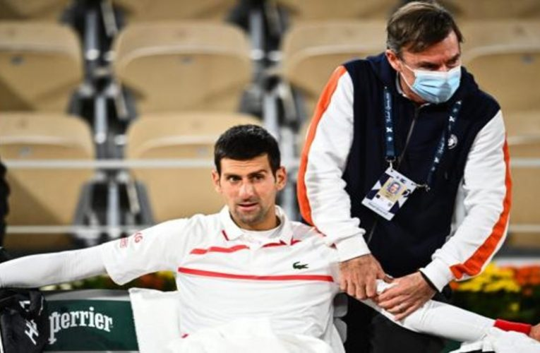Djokovic, a number 1 not grateful