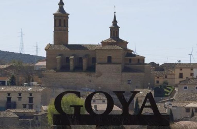 This is the small town of Aragon where Goya was born 275 years ago