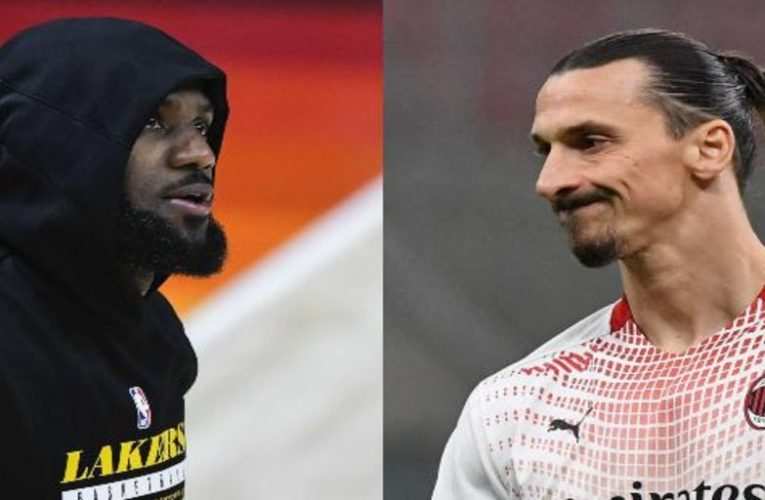 Sticks Ibrahimovic from the NBA for his criticism of LeBron James activism