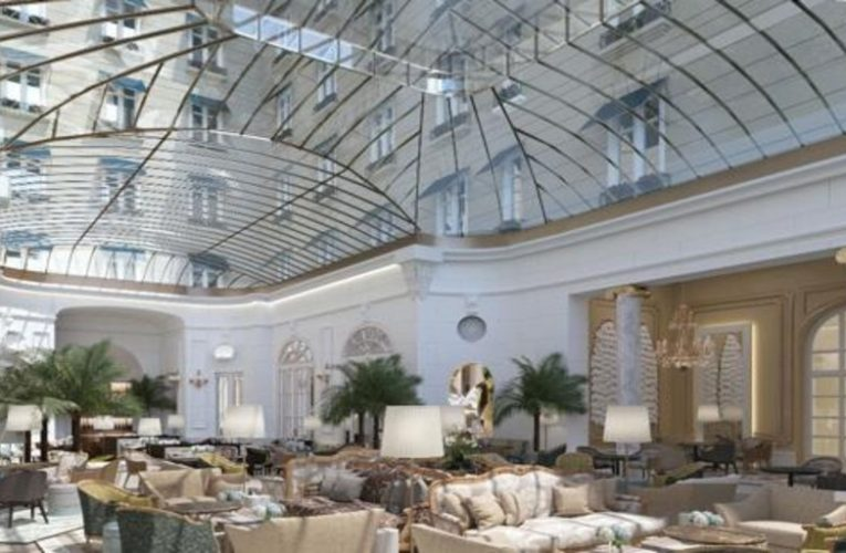 The Ritz, a symbol of luxury in Madrid, already has an opening date after its renovation