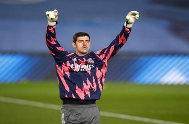 "Courtois, leader in a Real Madrid ""cholista"""
