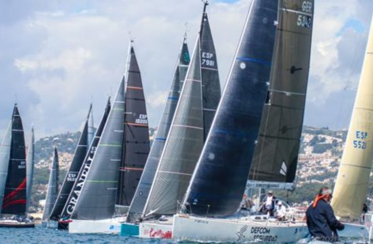 «Alzira Moraira», «Brujo» and «Smerit» lead the provisional general of the 300 Miles A3