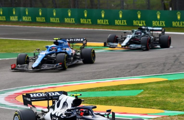 This is the new qualifying system and sprint race approved by F1