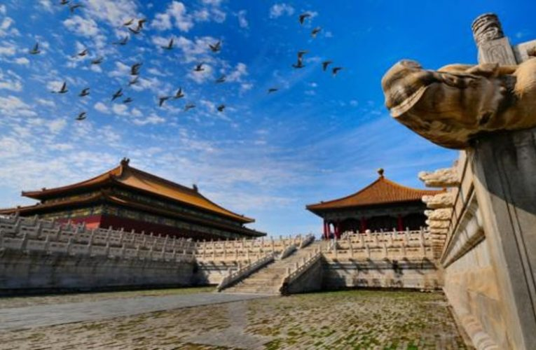 This is the largest palace in the world where 'The last emperor' lived