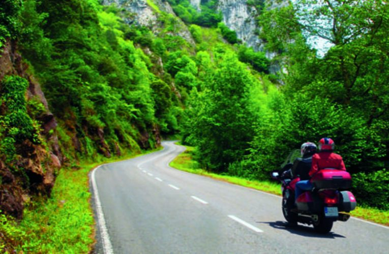 The most spectacular roads in Spain and Portugal to travel by motorcycle