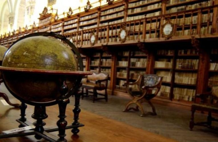 Thus was born the oldest university library in Spain