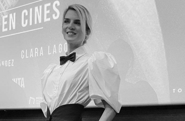The change of look of Clara Lago that Charlene from Monaco already wore