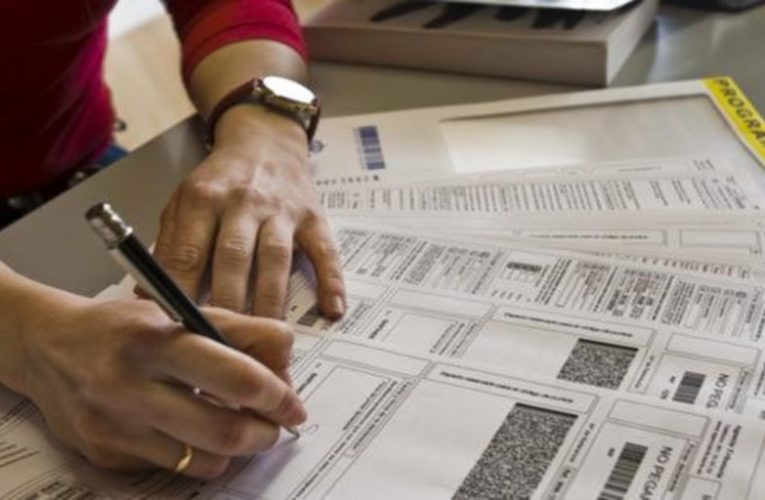 How to make an appointment to file the Income Tax return in April