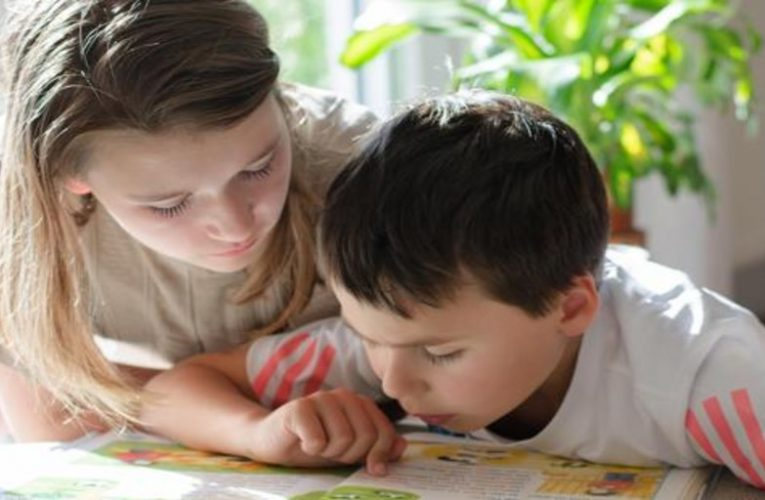 Three exercises to prevent and treat dyslexia in children