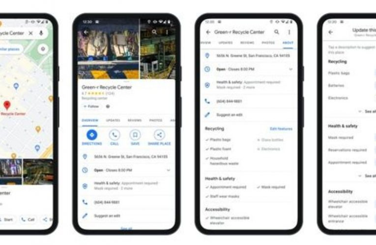 The new Google Maps trick so you know where to recycle your devices