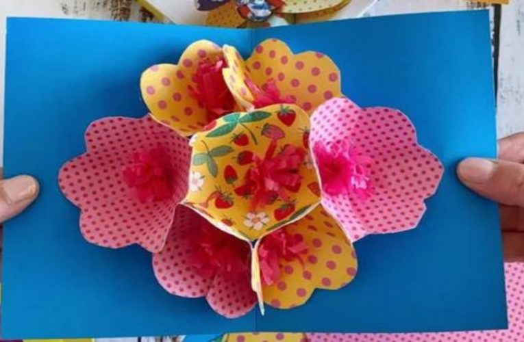Crafts to give to the best mother in the world