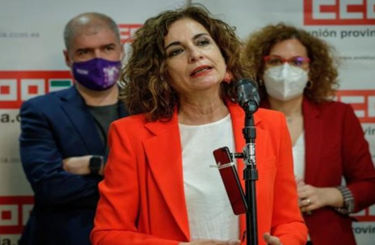 Montero threatens to increase Heritage and Successions in Madrid already in 2022