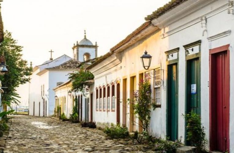 The colonial city of Brazil that writers around the world love