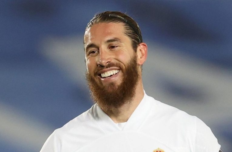 Sergio Ramos, ruled out