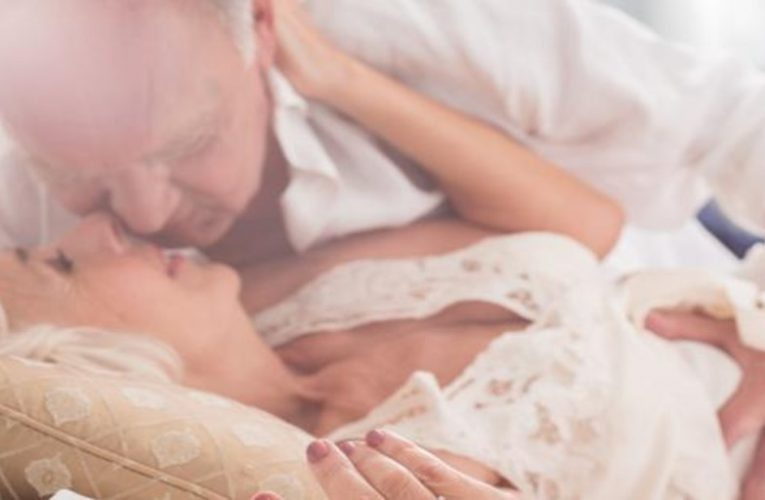 Why are sexuality and passion in those over 60 taboo?
