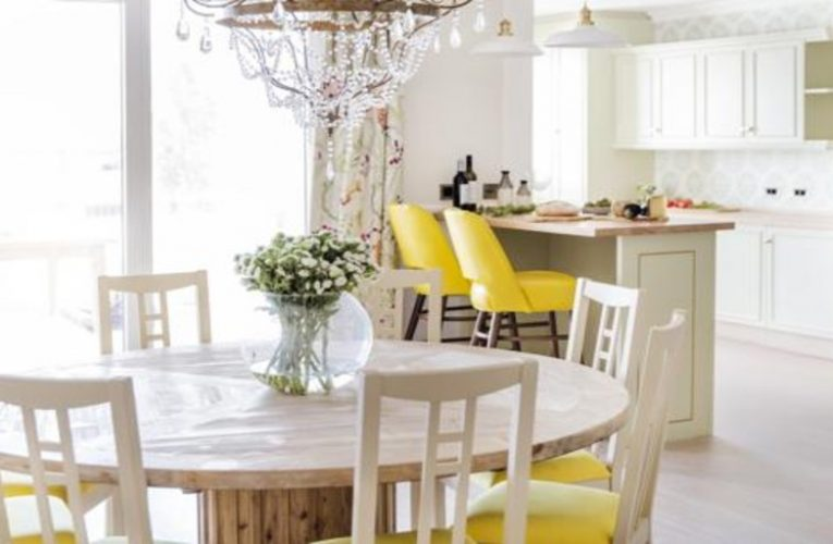 Tips for spring and good weather to settle indoors