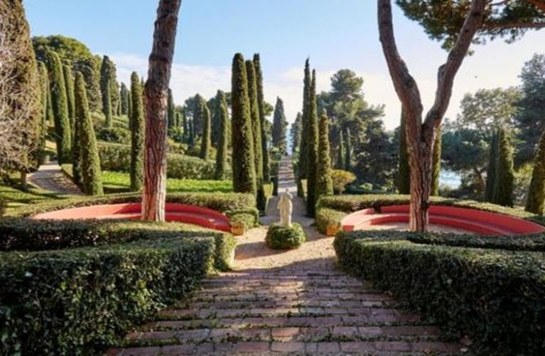 One of the most beautiful and spectacular gardens on the Costa Brava