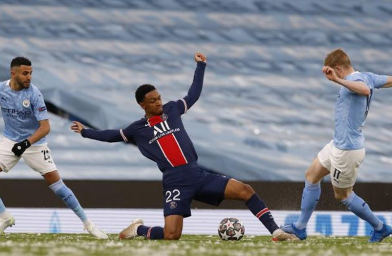 Manchester City – PSG in live