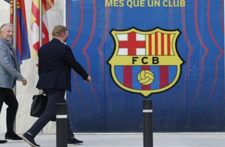 Barça has already told Koeman that he is looking for a replacement