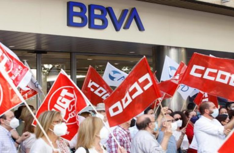 BBVA agrees with the unions an ERE for 2,935 people