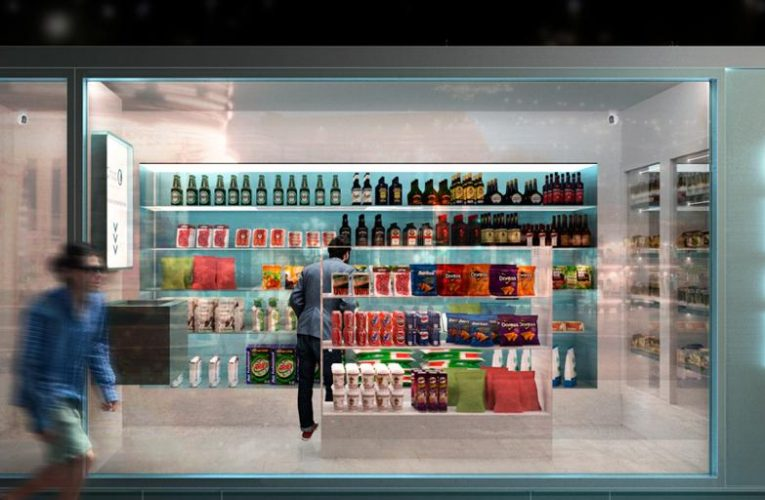 the first smart store in Spain arrives in July