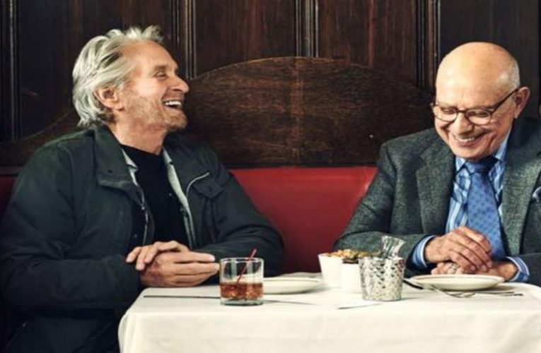 Why we like old and decrepit Michael Douglas more than Basic Instinct