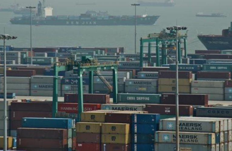 China pulls the world bandwagon with the rebound in its foreign trade