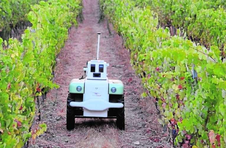Robots want to be farmers too