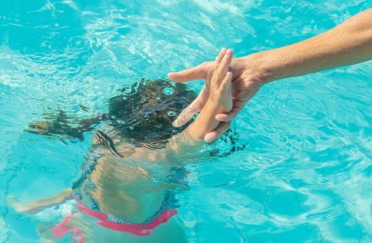 It takes two centimeters of water and two minutes without supervision for a child to drown