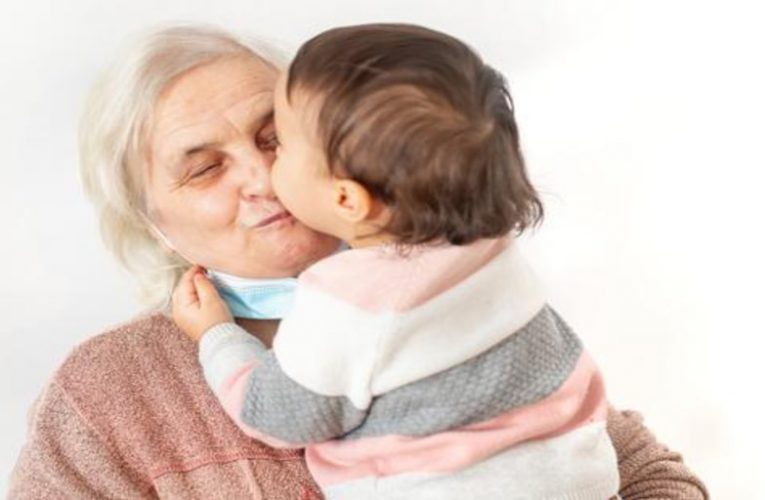 27% of grandparents take care of their grandchildren more than 10 hours a week