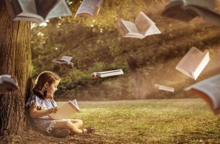 Reading is an essential task in summer